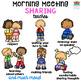 Sharing & Discussion Morning Meeting Digital Slides- Halloween October