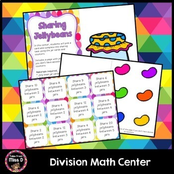 Division Math Center