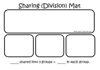 Sharing (Division) Mat