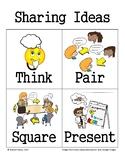 Sharing Ideas Poster