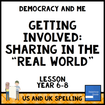 Sharing Information in the Real World (Getting Involved Lesson Four)