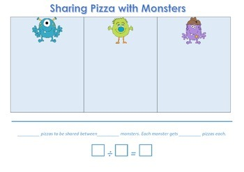 Sharing Pizza with Monsters