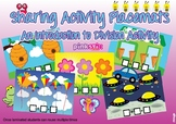 Sharing Placemats - An introduction to Division Activity