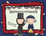 Sharing Presidents' Day with George and Abe