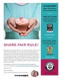 Sharing Rule #1: Share Fair