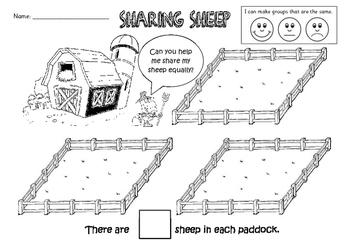 Sharing Sheep