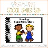 Sharing Social Story Set