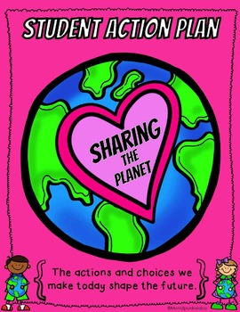 Earth Day Activity Student Impact Action Plan