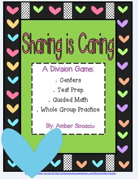 Sharing is Caring - A Division Game
