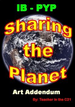 Sharing the Planet Art – Biodiversity, Ecosystems {Interna