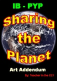 Sharing the Planet Art – Biodiversity, Ecosystems {International Baccalaureate}