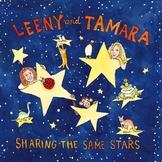 """""""Sharing the Same Stars"""" by Leeny and Tamara (14-song digital album)"""