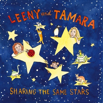 """Sharing the Same Stars"" by Leeny and Tamara (14-song digital album)"