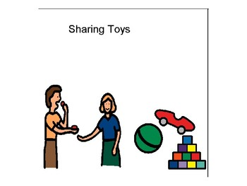 Sharing toys
