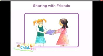 Sharing with Friends