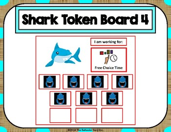 Shark 10 Token Board 4