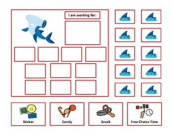 Shark 10 Token Board