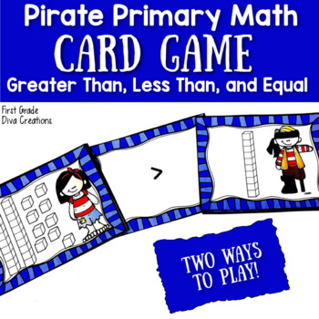Shark! {A Pirate Math Center for Numbers in Base Ten}