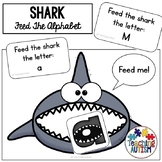 Shark Alphabet Recognition Game Shark Week