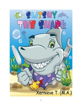 Shark - An ebook that teaches values, writing, reading and comprehension