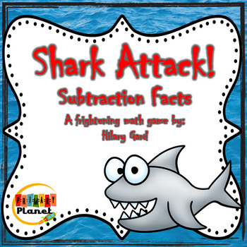 Subtraction facts fluency Game FREE