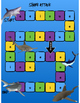 Shark Attack Blends Game