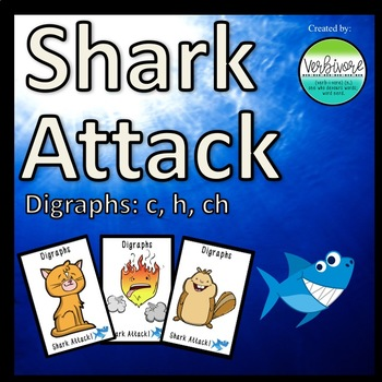 Shark Attack C, H, and CH Digraph