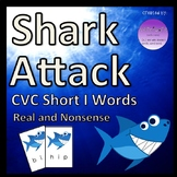 Shark Attack CVC Short I Words