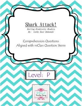 Shark Attack-Comprehension Questions