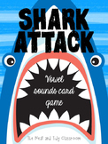 Shark Attack! {Long Vowel Game}