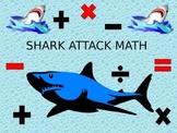 Shark Attack Math!