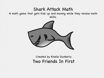Shark Attack Math