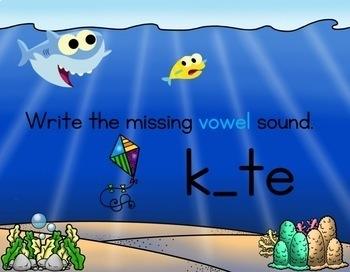 Shark Attack Language Arts Bundle {GROWING BUNDLE!}