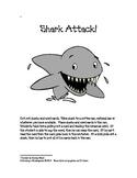Shark Attack Nonsense Word Game