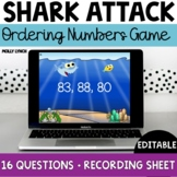 Shark Attack: Ordering Numbers