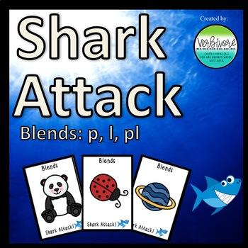Shark Attack P, L, PL Blends