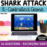 Shark Attack: R-Controlled Vowels Game