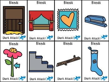 Shark Attack S, T, and ST Blends