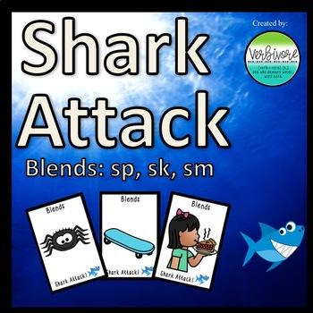 Shark Attack SP, SK, SM Blends