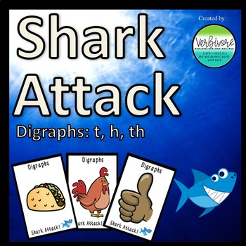 Shark Attack T, H, and TH Digraph