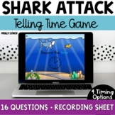Shark Attack: Telling Time