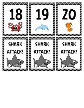 Shark Attack Top It