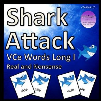 Shark Attack VCe Long I Words