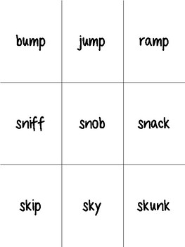 Shark Attack Word Game