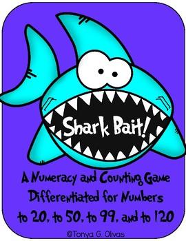 Shark Bait Numeracy Game