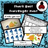 Shark Bait Scavenger Hunt - Measurement - Direct Compariso