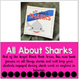Shark Blank Book Template