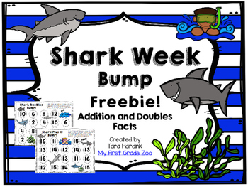 Shark Bump Freebie