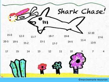 Shark Chase!