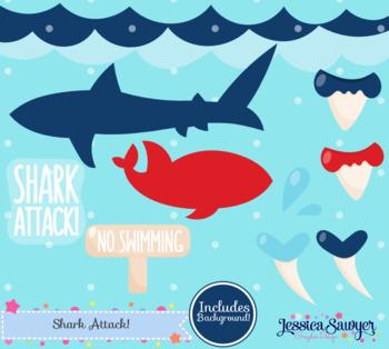 Shark Clipart and Vectors
